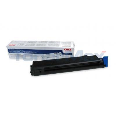 OKIDATA B400 SERIES TYPE B1 TONER CTG BLACK 3.5K